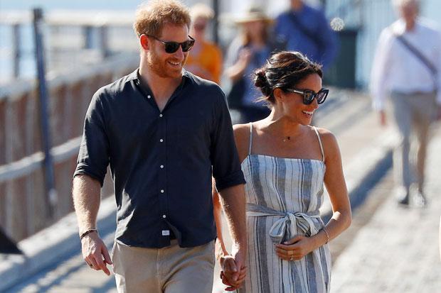 Pangeran Harry - Meghan Mulai Jalani Kehidupan Tanpa Sentuhan Kerajaan