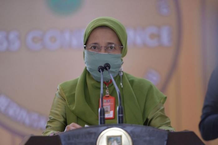 Naas, Usai Libur Natal dan Tahun Baru Kasus Positif Covid-19 di Riau Meningkat