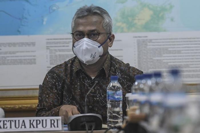 Kata DPR  Soal DKPP Berhentikan Ketua KPU Arief Budiman