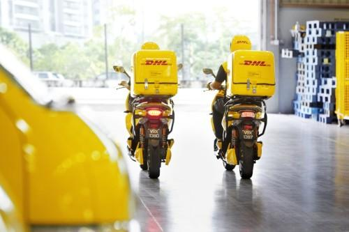 DHL delivers COVID-19 vaccines to Japan