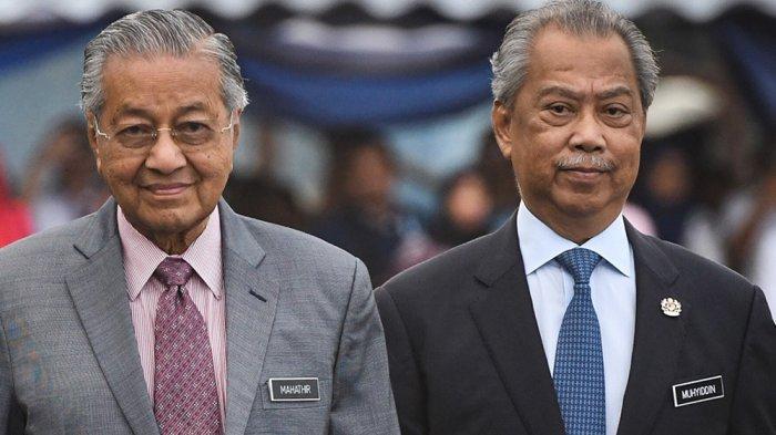 Muhyiddin Ajak Mahathir Bertemu, Dr M : Saya Seperti ditusuk dari Belakang