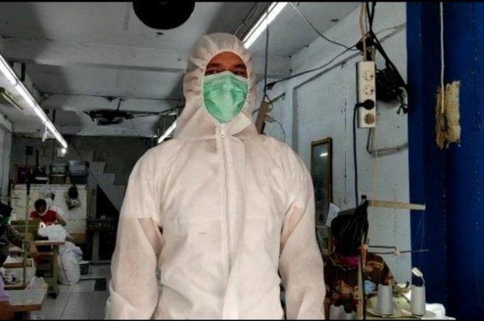Dinas Kesehatan dapat bantuan APD, 1000 masker dan sarung tangan