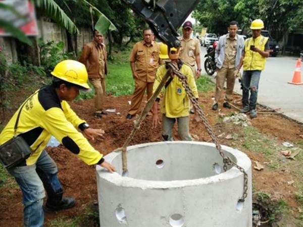 Untuk Daerah Banjir Kenapa tidak Efektifkan Sumur Resapan, Bisa Kembalikan Cadangan Air