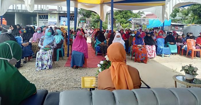 Legislator Riau Reses di Gajah Sakti