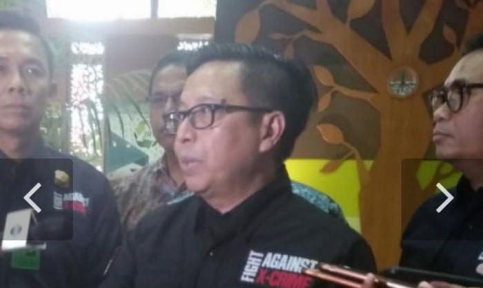 KLHK Segel 19 Perusahaan yang Diduga Penyebab Karhutla. 4 Diantaranya Berada d Riau