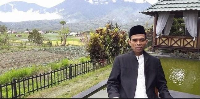 Abdul Somad Klarifikasi Ceramah Tanya Jawab soal Salib