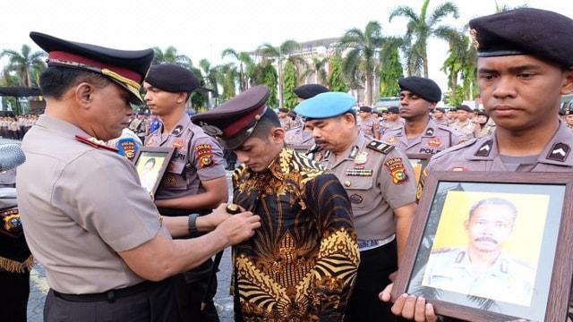 Polda Riau pecat Dengan tidak Hormat enam personelnya, Kenapa?