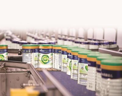 FrieslandCampina Launches New Organic Milk Formula Organic FRISO PRESTIGE BIO in Hong Kong