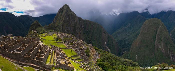 Experience World's First-Ever Virtual Walk-Through of UNESCO World Heritage Site, Machu Picchu