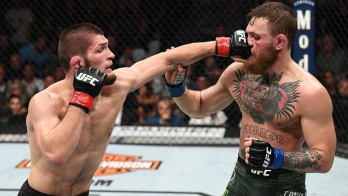 UFC 242, McGregor Tantang Kembali Khabib